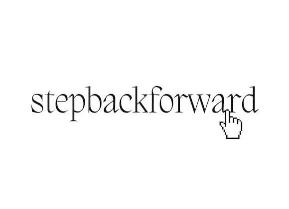 stepbackforward.art - 藝術檔案與方法學網絡共享平台