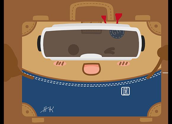 擊藝遊蹤  —  一場穿梭虛擬與現實之旅