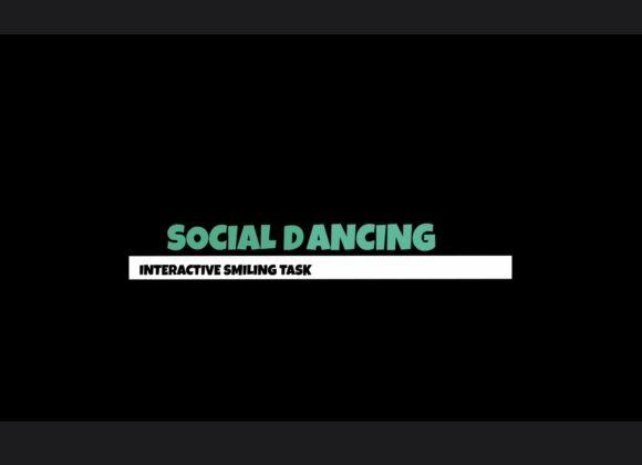 社交「舞」距離-互動微笑任務